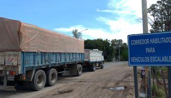 El transporte de granos se actualiza