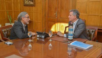 Comenzó la transición en Agricultura con un encuentro entre Etchevehere y Basterra