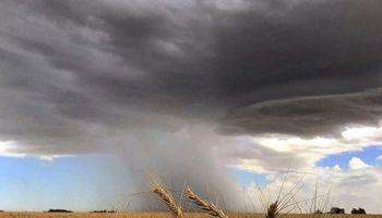 Semana de temperaturas variables con lluvias y tormentas