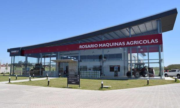 Grupo Rosario Maquinarias.