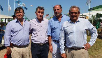 La Mesa de Enlace se mostró en Expoagro: cómo sigue la relación del campo con el Gobierno