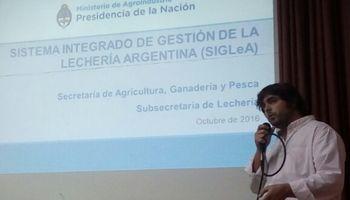 Quién es Sebastián María Alconada, el nuevo Director Nacional de Lechería de la Nación