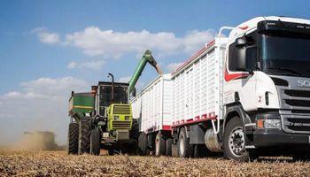 Córdoba elaboró un protocolo para el transporte de cereales