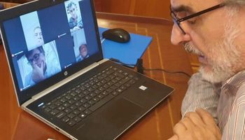 Por videollamada, el campo le planteó al Gobierno los temas del sector en la cuarentena