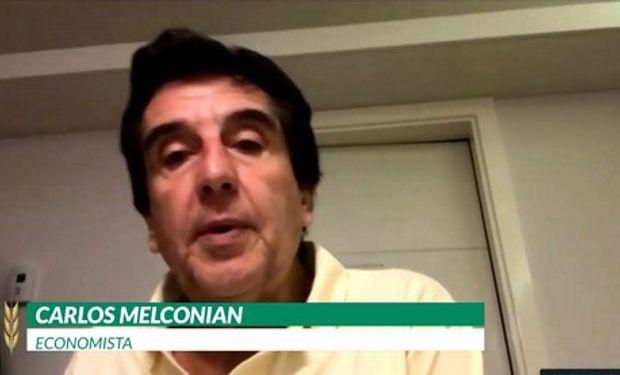 """Según Melconian, la inflación puede """"coquetear con los tres dígitos"""" por el """"fenómeno de emisión"""""""