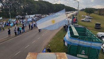 """Las voces detrás de la movilización: """"Lo de Vicentin es peor que la 125"""""""