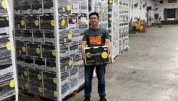 Tras 20 años de negociación, los primeros limones argentinos llegaron a China