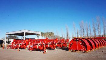 Crece la demanda de maquinaria agrícola argentina: AKRON espera un récord de embarques al exterior en el 2020