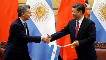 Macri espera anunciar el acuerdo para enviar harina de soja a China durante el G20