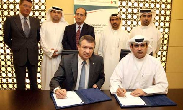 Avanza relación con Emiratos Árabes