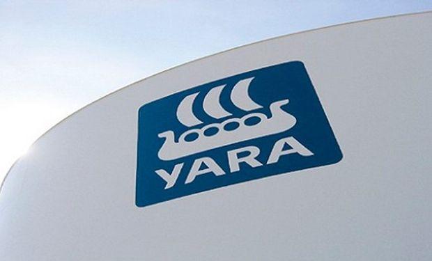 Yara desarrolló YaraVitaTM Glytrac, el primer fertilizante foliar específico para la soja de Argentina.
