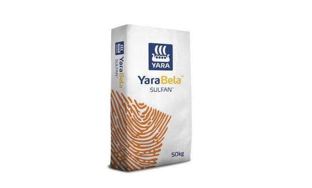Las pérdidas por volatilización de las fuentes tradicionalmente usadas en aplicaciones al voleo pueden llegar hasta el 17% mientras que en aplicaciones de YaraBela Sulfan son menores al 1%.