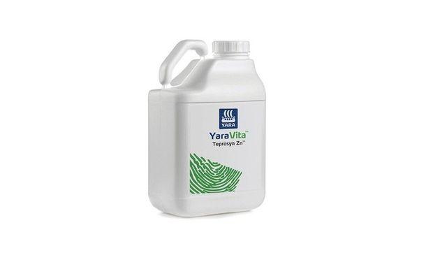 YaraVita Teprosyn Zn es un producto formulado específicamente para el tratamiento de semillas.