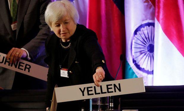 Yellen intenta no confundir a los mercados.