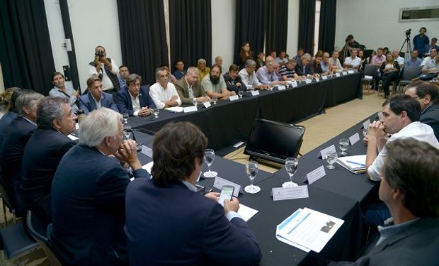 El ministerio de Agroindustria conformó la mesa de competitividad.