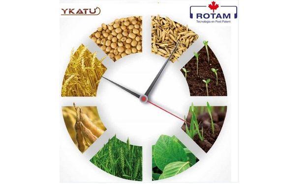 Ykatu® permite un mayor nivel de curado que las mezclas tradicionales.
