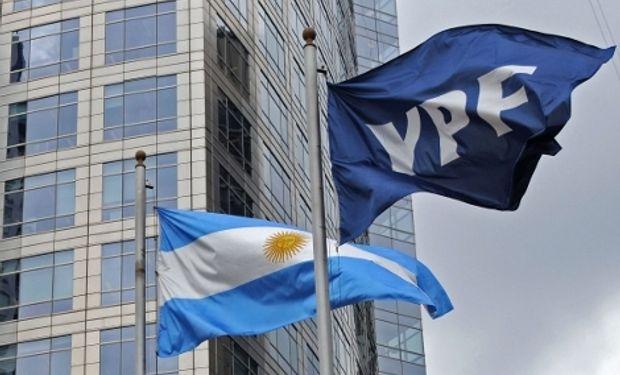 YPF vuelve a aumentar su producción de petróleo y gas
