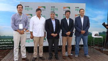 Exponenciar e YPF sellaron un acuerdo para potenciar Expoagro