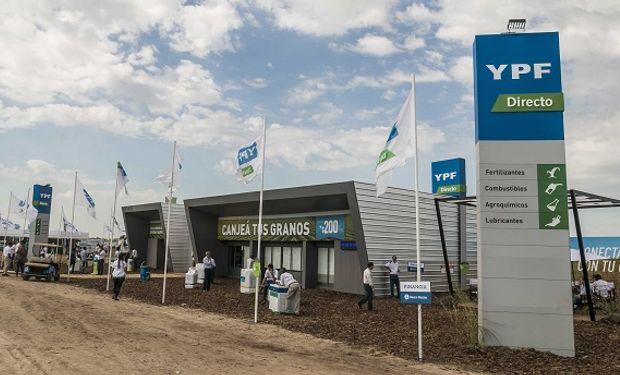 El negocio de YPF Directo cerró el año con ventas por un total mayor a US$ 1.300 millones y más de 1.200.000 millones de toneladas de granos canjeados