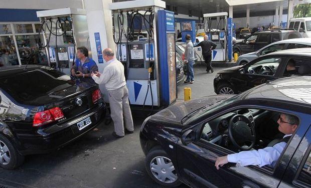 La nafta súper en la Ciudad pasó a $ 26,35