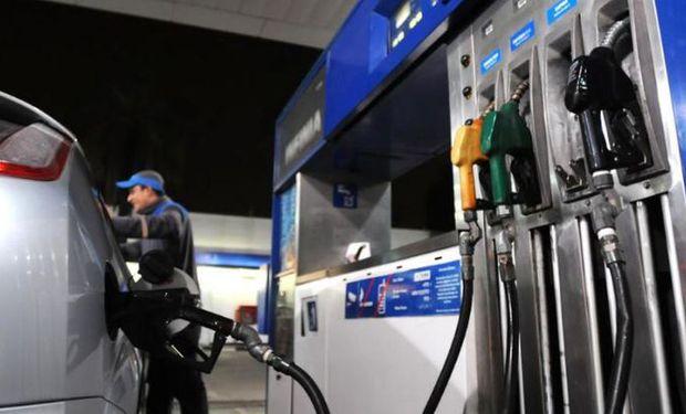 YPF aumentó los combustibles un 7 % en promedio para todo el país