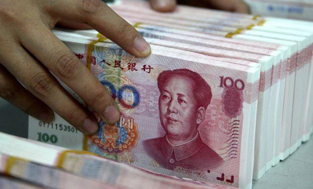 Una caída del 2% en el valor del yuan es un movimiento relativamente grande para China.