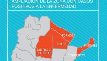 El Senasa amplió el área reglamentada para el control del HLB