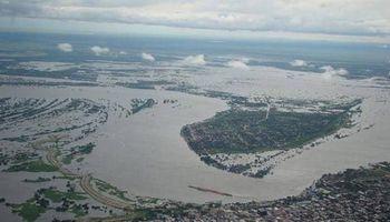 Zona núcleo: el temporal sumó 175 mil ha de pérdida