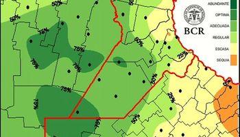 Oeste de la región núcleo: serias pérdidas en soja