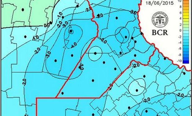 Mapa 2. Fuente: BCR
