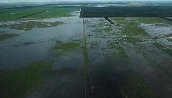 Macri declaró la emergencia hídrica por las inundaciones en el noreste del país