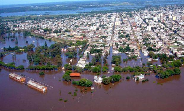 Las estimaciones de especialistas indican que recién en el mes de marzo podría finalizar esta situación de emergencia hídrica.