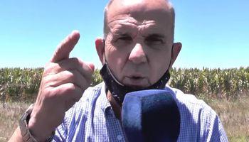 """Productores de Pehuajó, contra el intendente: responden que los """"gorilas y oligarcas"""" son los políticos"""